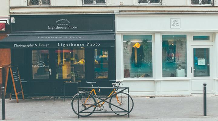 西宮・神戸・大阪・芦屋・宝塚で出張撮影・お外スタジオ・ホームページ制作・グラフィックデザイン制作をしているLighthouse Photoのホームページ制作スタンダードプラン用イメージ写真