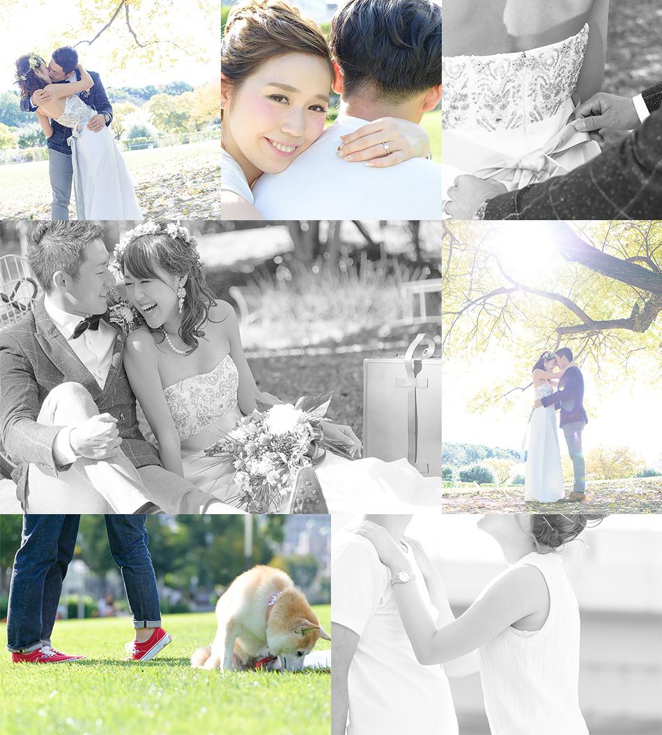 出張撮影・お外スタジオ・ホームページ制作・グラフィックデザイン制作を西宮・神戸・大阪・芦屋・宝塚中心に行っているLighthouse Photoの出張ロケーション前撮り・後撮り・エンゲージメントフォト・結婚式二次会の写真