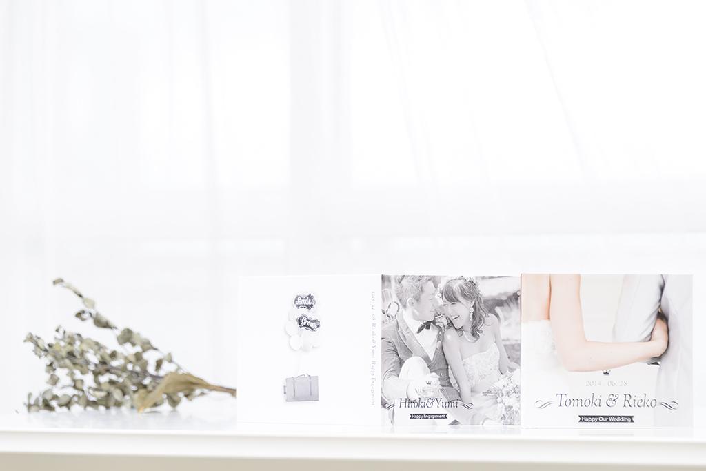 出張撮影・お外スタジオ・結婚式撮影・ホームページ制作・グラフィックデザイン制作・アルバムデザイン制作を西宮・神戸・大阪・芦屋・宝塚中心に行っているLighthouse PhotoのDVD&ALBUMの01