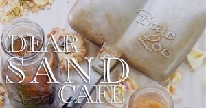 ライトハウスフォトのブログ「ディアーサンドカフェ」のfacebookバナー