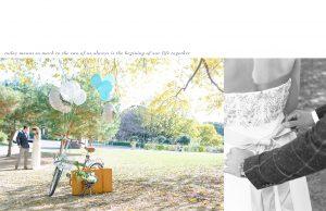 出張撮影・お外スタジオ・結婚式撮影・ホームページ制作・グラフィックデザイン制作・アルバムデザイン制作を西宮・神戸・大阪・芦屋・宝塚中心に行っているLighthouse PhotoのデザインアルバムSILVERLEAFサンプル005