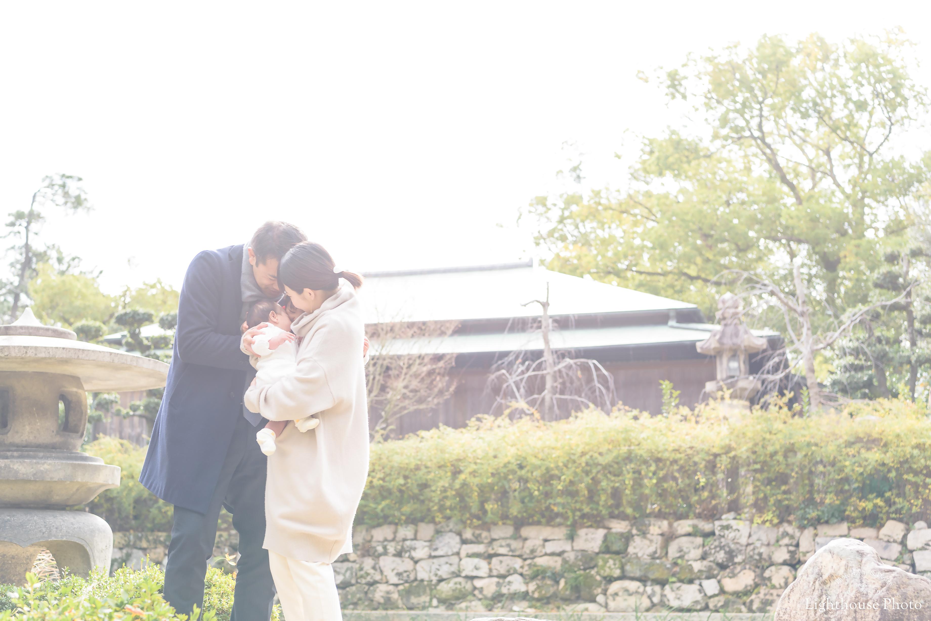 春までもうすぐ。お宮参りロケーション撮影について詳しくご紹介@西宮神社